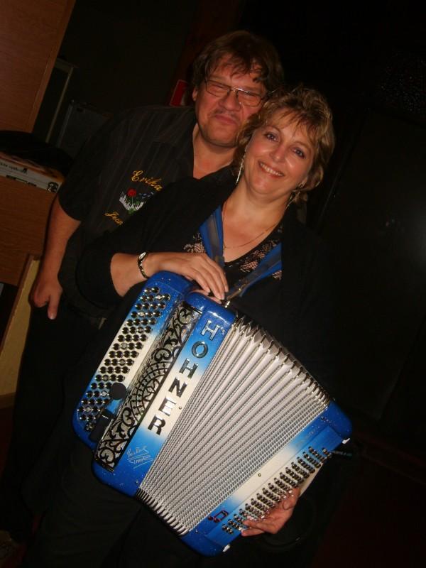 accordeon, erika, musique, segniors,