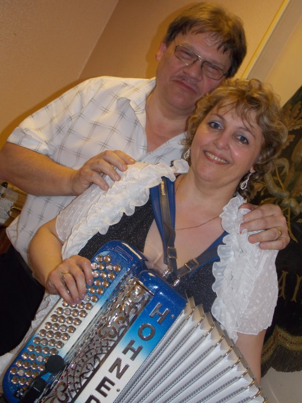 accordeon, erika, musique, fete, the, dansant, france