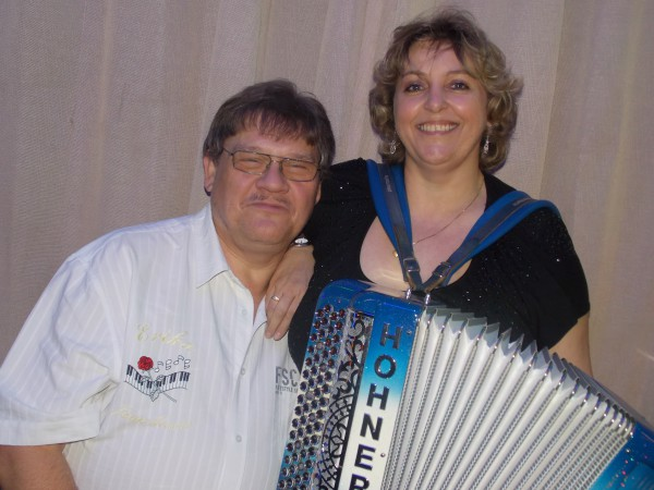 the, dansant, accordeon, musiciens, dancing,