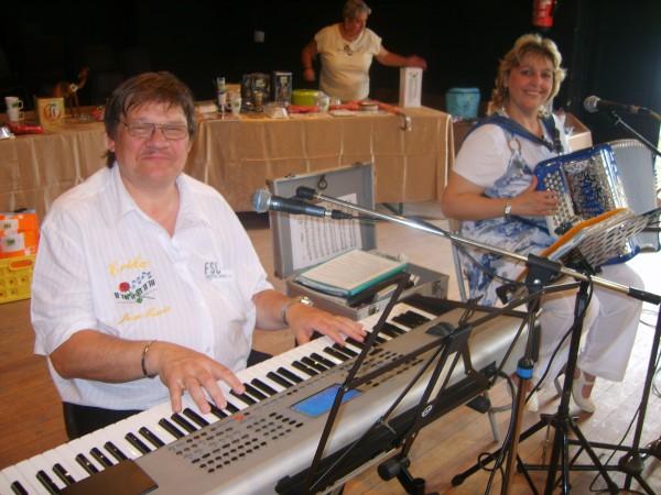 accordeon, erika, musique, diner