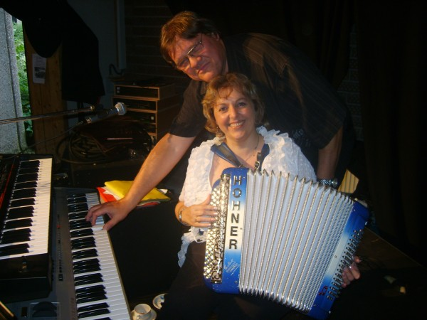 accordeon, erika, musique, lessines