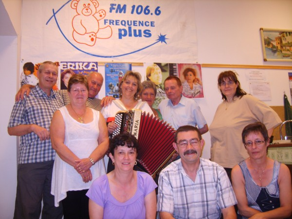 accordeon, erika, musique, radio