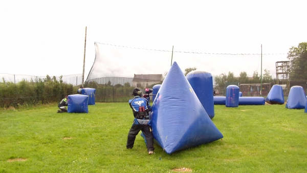 paintball,billes,lancer