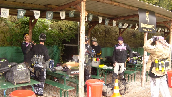 paintball,billes,lesves,millenium,training